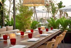 W Barcelona - Bravo24 Restaurant - Outdoor Terrace