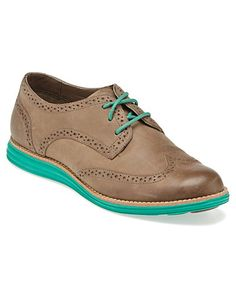 Cole Haan Lunargrand Leather Oxford