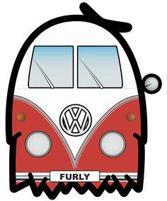 VW Bulli Furly - www.sjero.com
