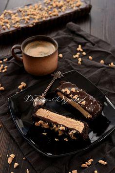 Tarta z masłem orzechowym i ciasteczkami Oreo (No Bake Chocolate Peanut Butter Pie)