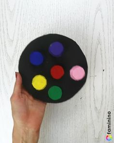 Games for 2 year olds - Great (& free) employment ideas for children around 2 years old - Faminino - Game ideas for children under 3 – tinker educational games for toddlers yourself – diy games - Educational Games For Toddlers, Learning Games, Toddler Activities, Preschool Crafts, Diy And Crafts, Crafts For Kids, Toddler Crafts, Children Crafts, Hobbies For Kids
