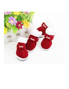 DG Custom Graphics is your premier site for custom designed pet apparel.    We can design your puppy dog shoes christmas booties boots with your custom artwork, text or pet name. Forward your artwork with one color. If additional colors are needed we can provide a custom quote.    Forward us the following info and we will send you a proof of the finished product.    1.Pick One Color (Choices: Blue, Black, White, Red) Additional colors available upon request and with a surcharge.  2.Upload…