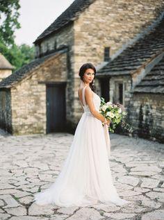 Classic bride, wedding dress, Photography: Blaine Siesser - www.blainesiesser.com/