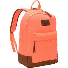 Dickies Hudson Cotton Canvas Backpack