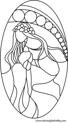 stained glass design for free stained glass design for free Stained Glass Crafts, Faux Stained Glass, Stained Glass Designs, Stained Glass Windows, Stained Glass Patterns Free, Pattern Coloring Pages, Colouring Pages, Coloring Books, Free Coloring