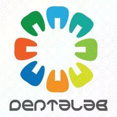 SOLD! Logo for dental laboratory.