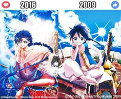 He grew up ;-; I can't believe I'm still reading this. It's been years...