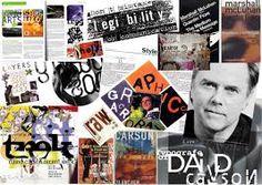 david carson design, inc. David Carson Design, David Carson Work, Graphic Design Lessons, Graphic Design Inspiration, Graphic Designers, Surfer Magazine, Magazine Art, Cannes Lions, California High School