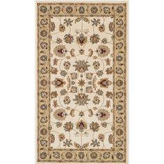 nice Primeval Ivory/ Beige Oriental Rug (2'3 x 3'9) Check more at http://yorugs.com/product/primeval-ivory-beige-oriental-rug-23-x-39/