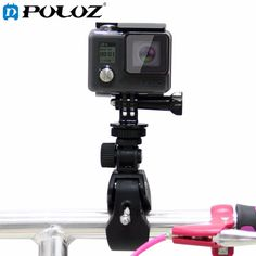 >> Click to Buy << For Go Pro Accessories Universal Bicycle Mount Clip for GoPro HERO5 HERO4 Session HERO 5  4 3+ SJ4000 & for Xiaomi YI #Affiliate