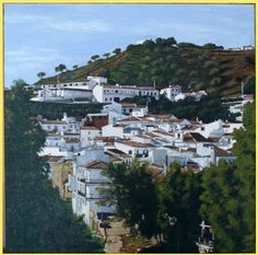 José Adolfo Hierrezuelo - paintings of the Axarquia