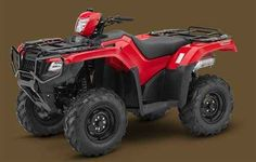 New 2015 Honda FourTrax Foreman Rubicon 4x4 EPS ATVs For Sale in Kansas. 2015 Honda FourTrax Foreman Rubicon 4x4 EPS, Engineered For Comfort And Confidence All Day Long.FourTrax Foreman Rubicon has always been a rider favorite. And here s the best news: for 2015, the Rubicon is better than ever, with new features and six models that give you a wide variety of choices. Its superior engineering gives you the confidence you need to tackle tough trails, while the Rubicon s IRS provides day-long…