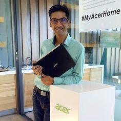 A dream notebook #Swift7 in a dream home #MyAcerHome @acerafrica #TheLifesWay #Photoyatra www.thelifesway.com