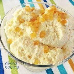 La mousse de limón es un clásico de la repostería sencilla. Hay varias formas de elaborarla, y aquí tienes varias recetas. No Egg Desserts, Delicious Desserts, Dessert Recipes, Yummy Food, Lemon Recipes, My Recipes, Lemon Mouse, Cooking Chef, Pudding Recipes