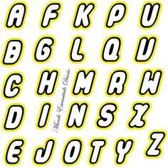 Cantata Mundi: Alfabetos - Font