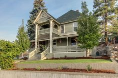 Exterior Photos Victorian Decorating Ideas Design, Pictures, Remodel, Decor and Ideas - page 2