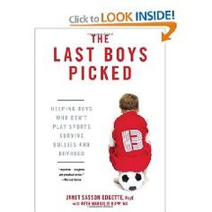 The Last Boys Picked: A mom must-read!