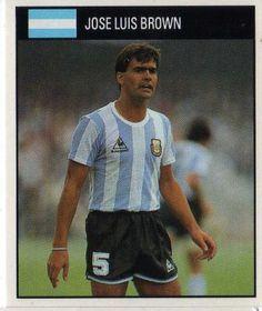 José Luis Brown (ARG)