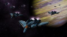 VF-171 Nightmare Plus Squadrons by dstorres.deviantart.com on @DeviantArt