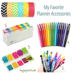 Planner Accessories The Ultimate Planner Review
