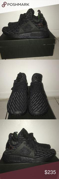 Adidas Nmd XR1 Triple Black Brand new!! adidas Shoes Athletic Shoes