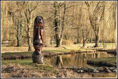 Parc du château de Vizille, Isére