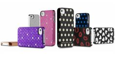 Incase introduced a special set of cases produced in partnership with Marc by Marc Jacobs. Based on Snap Case design, these cases for iPhone and iPhone Iphone 9, Iphone 4 Cases, Cool Phone Cases, Phone Covers, 4s Cases, Tablet Cases, Apple Iphone, Marc Jacobs, School Accessories