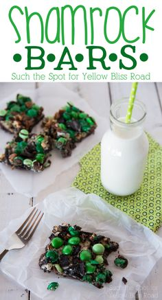 Shamrock Bars - Such