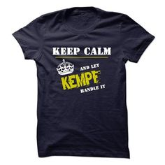 cool KEMPF tshirt, hoodie. Its a KEMPF Thing You Wouldnt understand
