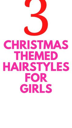 Lazy Girl Hairstyles, Girls Hairdos, Hairstyles Haircuts, Pretty Hairstyles, Beauty Makeup, Beauty Tips, Beauty Hacks, Christmas Themes, Christmas Diy