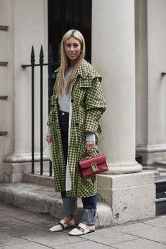 London Fashion Week Day 1 Street Style