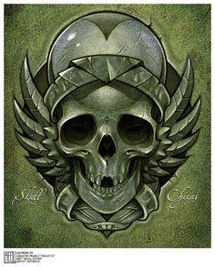 Tatoo Skull on Behance