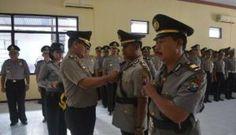 Diganti Jabatan Kasat Lantas Polres Bondowoso dan Kapolsek Kenjeran Polres Tanjung Perak Tribratanews Polda Jatim