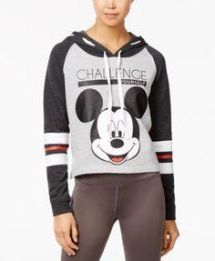 Disney Juniors' Mickey Graphic Hoodie