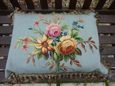 Late 19th Century French Aubusson Tapestry by LeComptoirFrancais