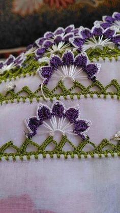 Crochet Borders, Crochet Stitches, Knit Crochet, Crochet Angel Pattern, Crochet Patterns, Needle Lace, Knitted Shawls, Knitting Socks, Hand Embroidery