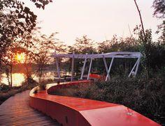 Galeria - Parque Red Ribbon / Turenscape - 9