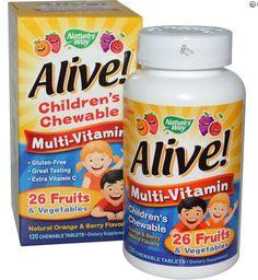 Витамины для жизни