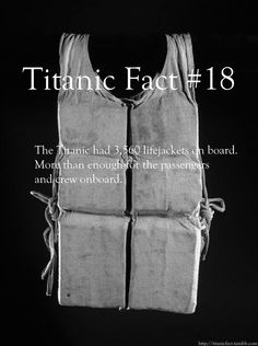 Ideas history facts titanic for 2019 Rms Titanic, Titanic Ship, Historia Universal, Wtf Fun Facts, Random Facts, Interesting History, Interesting Facts, World History, Nasa History