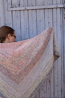 Ravelry: Memory Keeper's Shawl pattern by Pauliina Karru