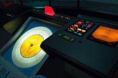 """Navigation Station""""  TOS"""