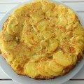 Tortilla de patata fodmap