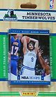 For Sale - Minnesota Timberwolves 2012-13 Hoops Factory Team Set with Kevin Love Rick Rubio