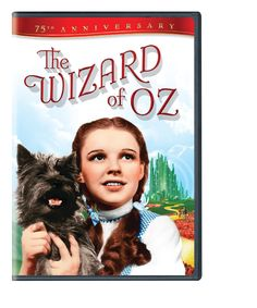 I used to be so scared of the monkeys!  Love the message of this film: everything we need, we already have inside of us.  If you haven't sat and watched this with your kids while cuddled up under the covers on a couch with hot chocolate and popcorn, well, you haven't really lived. The Wizard of Oz: 75th Anniversary Edition