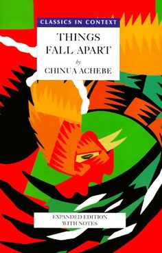 a character analysis of okonkwo from chinua achebes things fall apart The novel things fall apart by chinua achebe depicts the act  racism colonization and things fall apart english literature essay  on okonkwo's life is very.