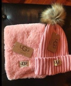 32ccfd907 UGG Australi Hat and Scarf Set #fashion #clothing #shoes #accessories  #womensaccessories #hats (ebay link)