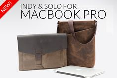 New 15-inch Outback Solo & 13-inch Indy leather satchel | Perfect for MBPro Retina or Air | http://www.sfbags.com/collections/cases-for-the-13-inch-and-15-inch-macbook-pro-retina/products/outback-solo-macbook-air-case | http://www.sfbags.com/collections/cases-for-the-13-inch-and-15-inch-macbook-pro-retina/products/indy-leather-bag
