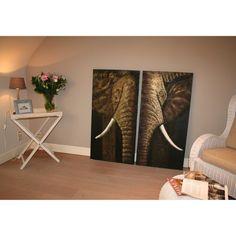 Schilderijen olifanten