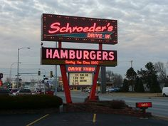 Schroeder's Drive-In, Danville, IL ... by army.arch via flickr