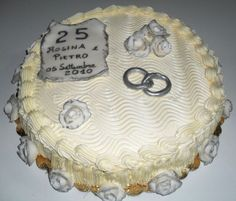 torte per 50 anni di matrimonio - Cerca con Google